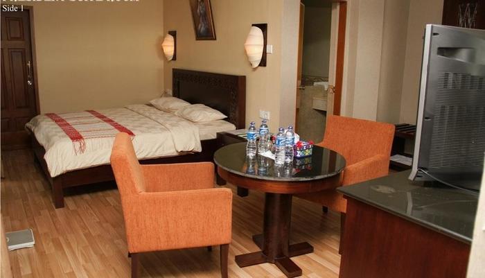 PIA Hotel Pandan Medan - Kamar