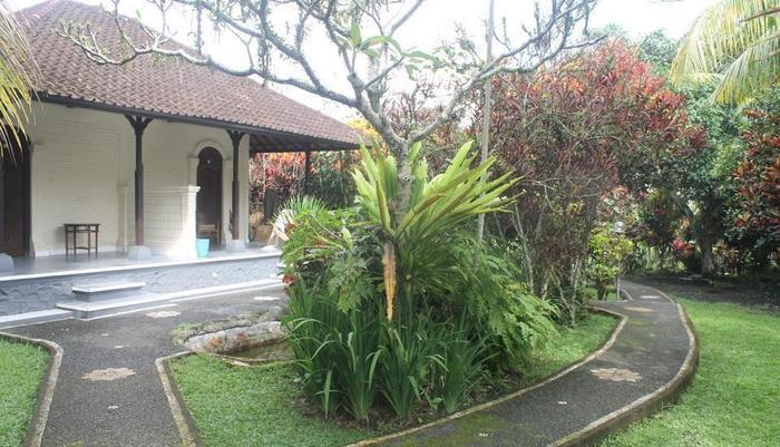 Agung Trisna Bungalow Bali - kebun