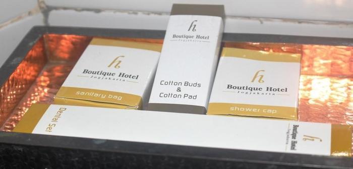 h Boutique Hotel Yogyakarta - Perlengkapan Kamar mandi