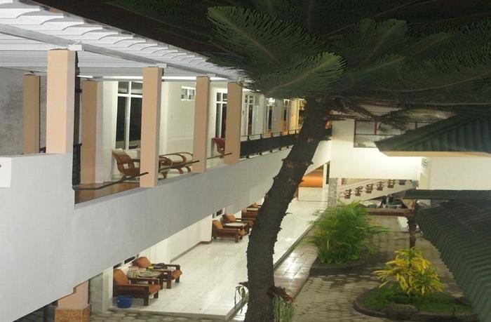 Putra Jaya Hotel Yogyakarta - Eksterior