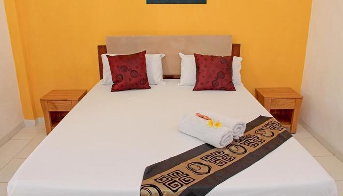 Putra Jaya Hotel Yogyakarta - Kamar tamu