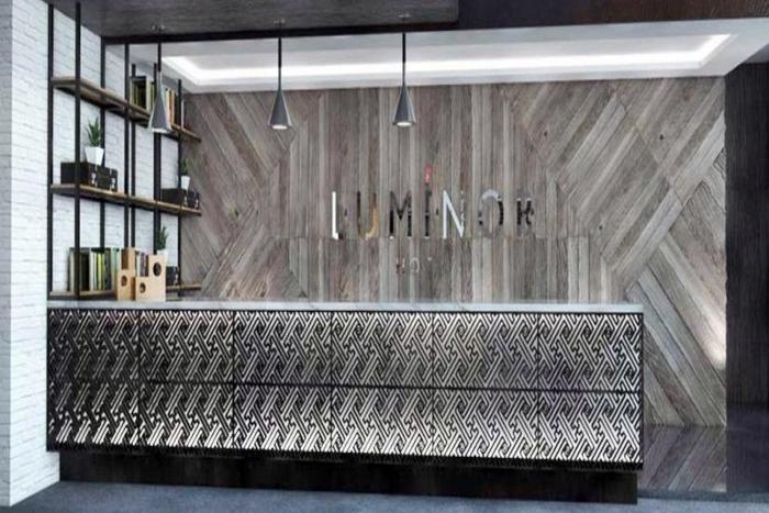 Luminor Hotel Surabaya - Resepsionis