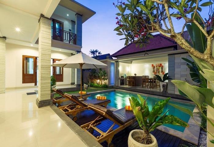 Kubal Villa Bali - 4 Bedroom Villa