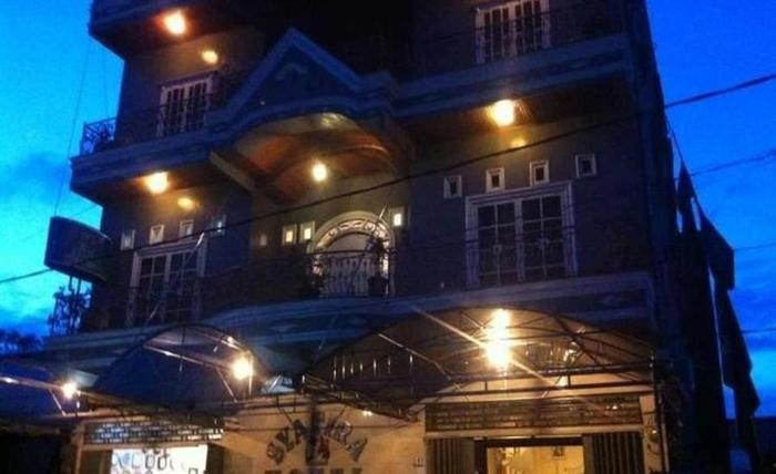 Syafira Hotel Selayar Selayar - Eksterior