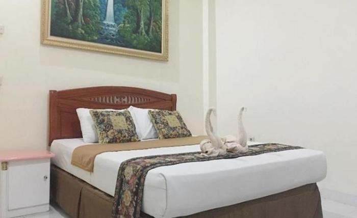 Syafira Hotel Selayar Selayar - Kamar tamu