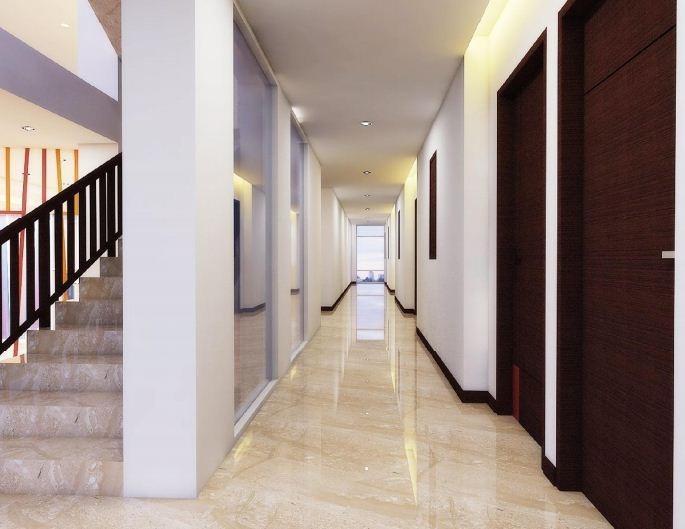 Front One Hotel Pamekasan Madura Madura - Koridor