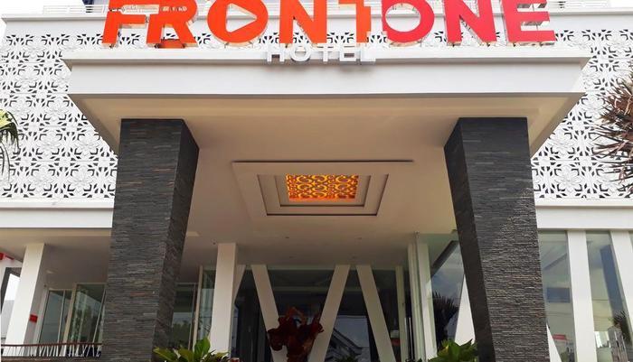 Front One Hotel Pamekasan Madura Madura - eksterior