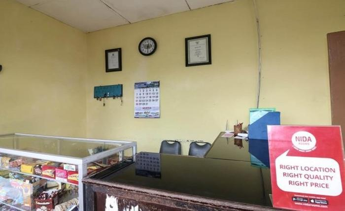 NIDA Rooms Giri Kondang 11 Pakem - Interior