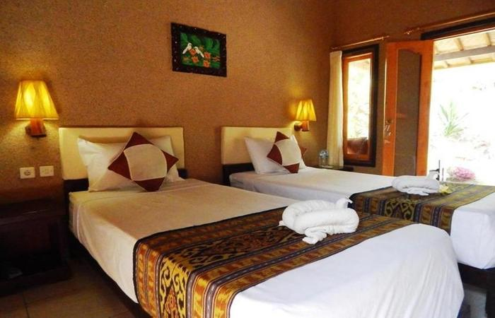 Yuda Menjangan Homestay Bali - Kamar