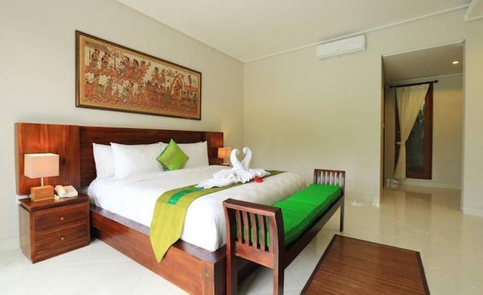 Tinggal Elite at Ubud Monkey Forest - Kamar tamu