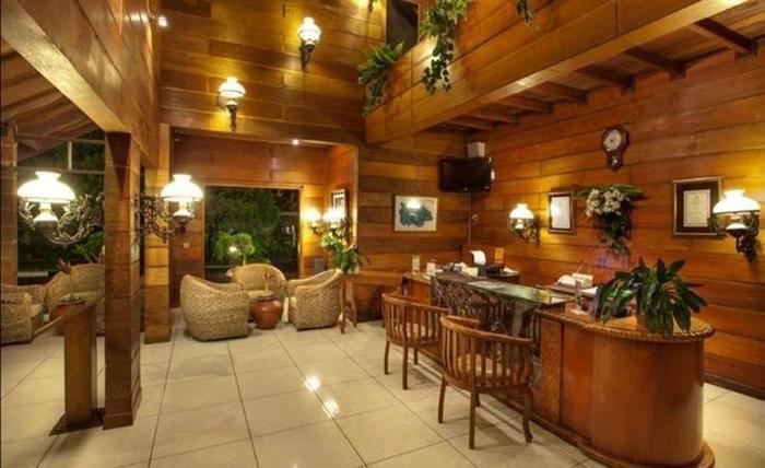 Citra Cikopo Hotel Bogor - Resepsionis