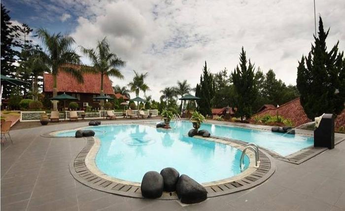 Citra Cikopo Hotel Bogor - Kolam Renang