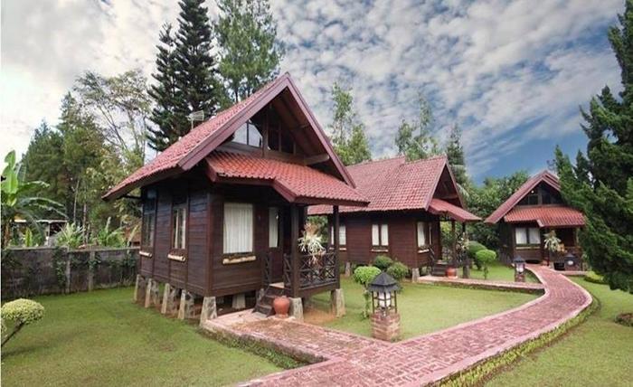 Citra Cikopo Hotel Bogor - Eksterior