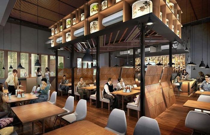 The Celecton Cikarang Jababeka Bekasi - Restoran