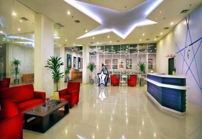 Fame Hotel Serpong - Lobby