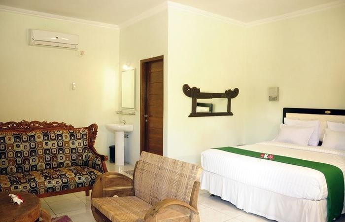 Azana Green Resort Pracimantoro Solo - Kamar
