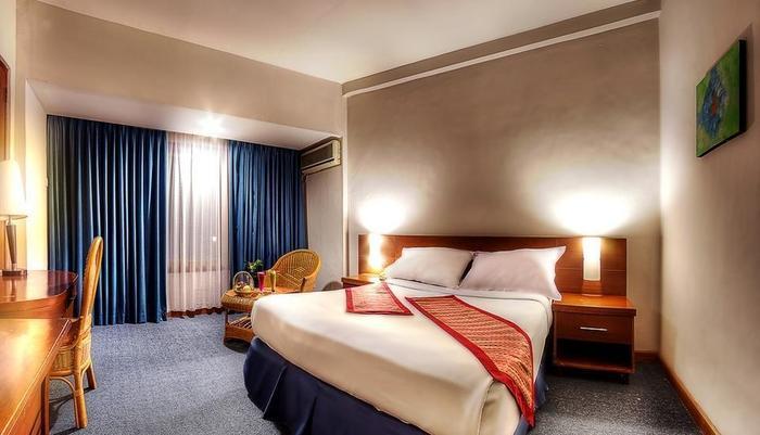 Hotel Pangeran City Padang - Kamar Superior