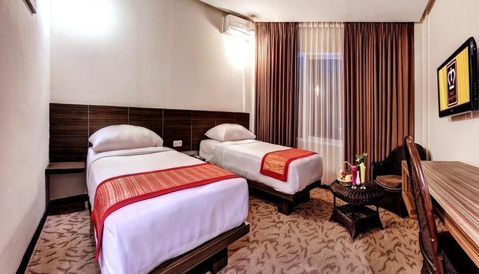 Hotel Pangeran City Padang - Deluxe Twin