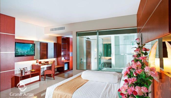 Hotel Grand Artos Magelang - Deluxe Room