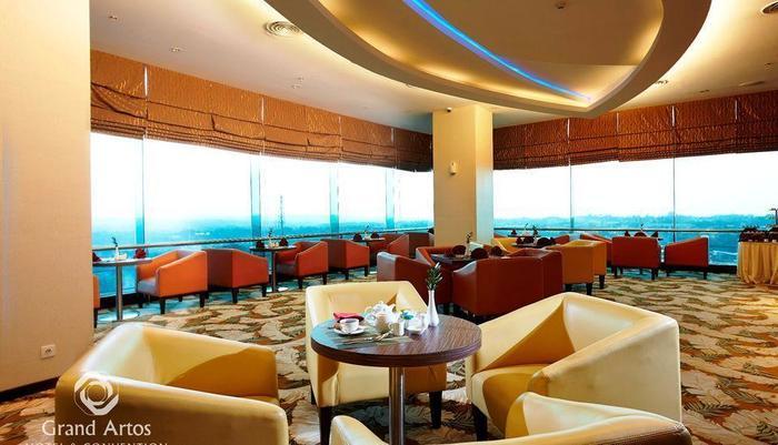 Hotel Grand Artos Magelang - Lounge