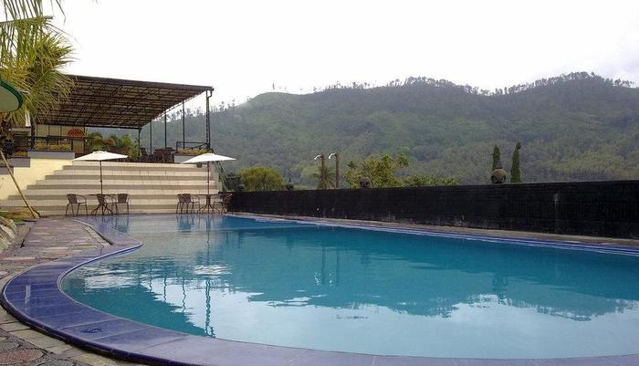 Seulawah Resort & Cafe Malang - Kolam Renang