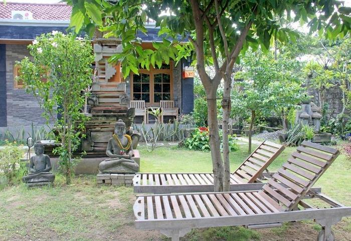 RedDoorz @Sriwijaya Legian Bali - Eksterior