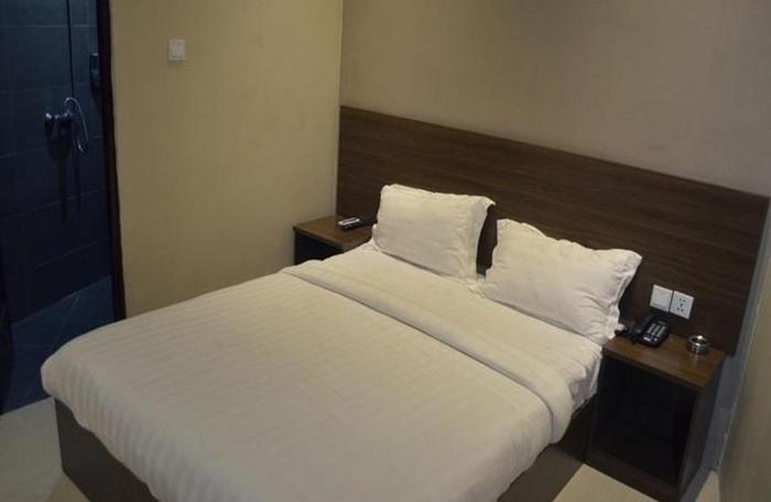 Hotel Mustika Tanah Abang Jakarta - Kamar Standard Double