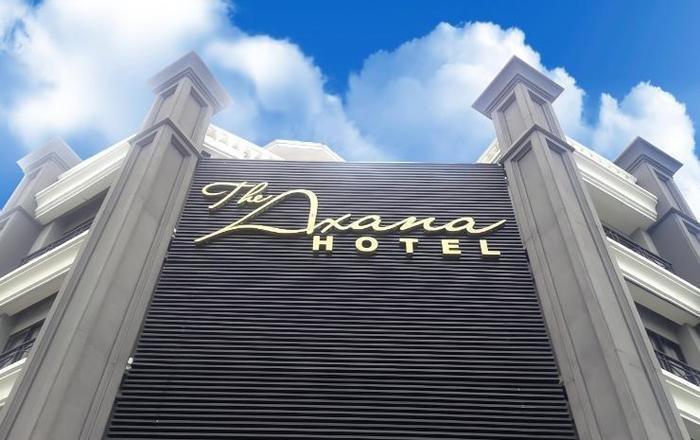 The Axana Hotel Padang - The Axana