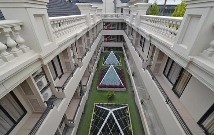 The Axana Hotel Padang - Balkon