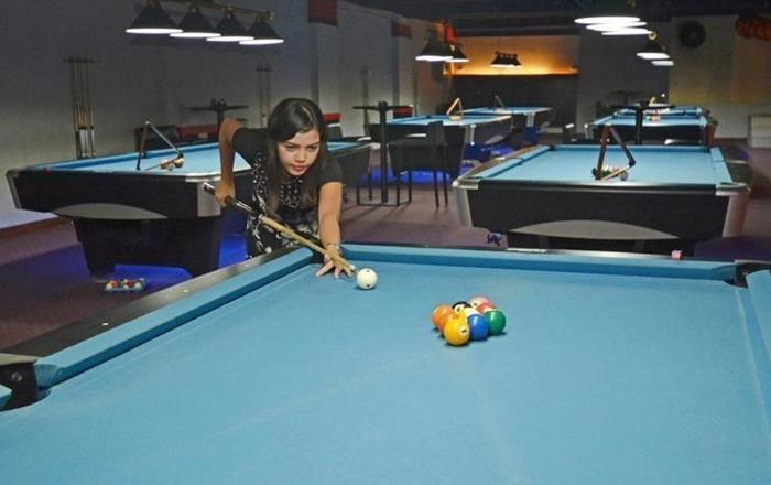 The Axana Hotel Padang - Bilyard