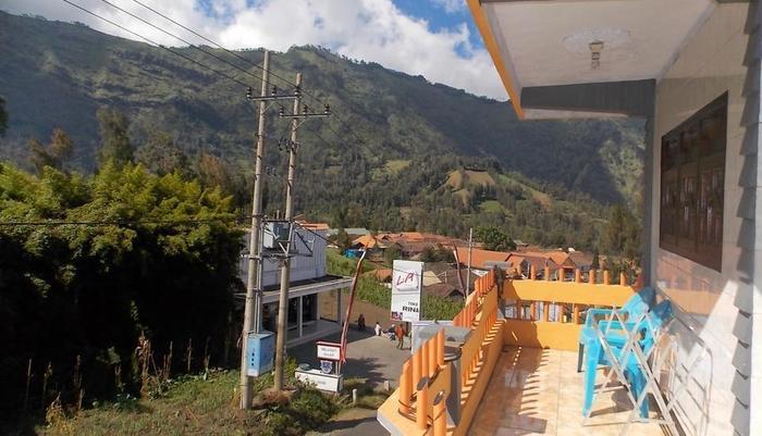 Homestay Tengger Asri 1 @ Bromo Probolinggo - Pemandangan