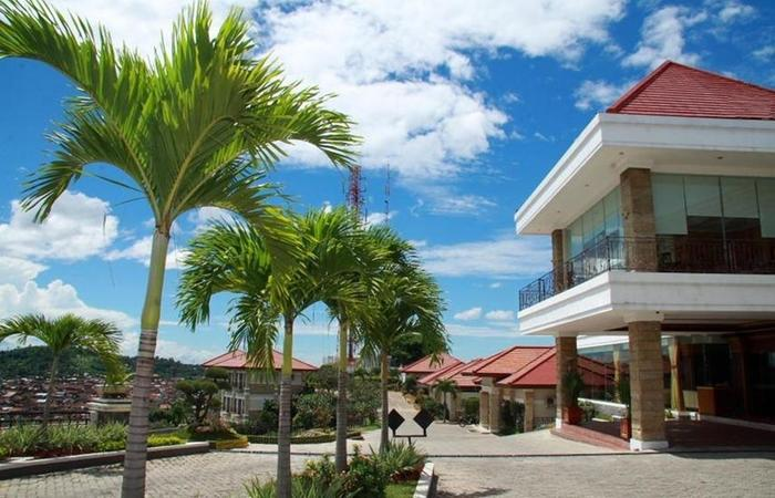 Bukit Randu Hotel And Resto Bandar Lampung - Exterior