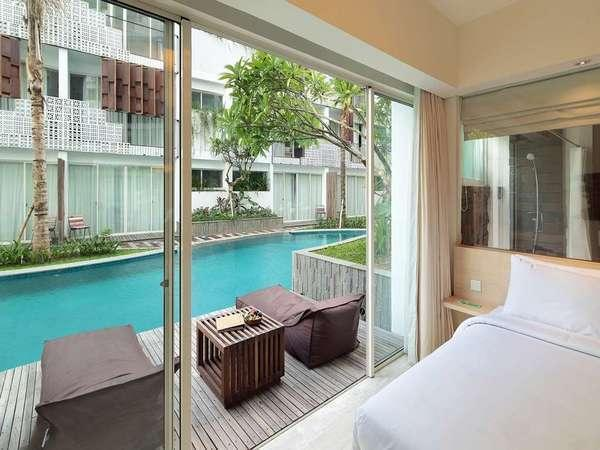The Akmani Legian - Poolside Grand Deluxe