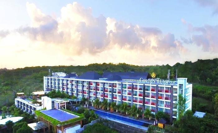Golden Tulip Bay View Hotel & Convention Bali - Eksterior