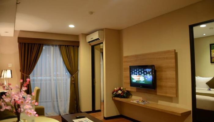 Grand Serpong Hotel Tangerang - Family Room