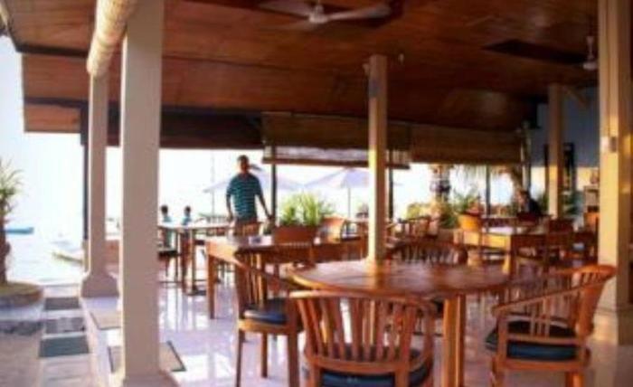 Linda Beach Resort Bali - Restoran