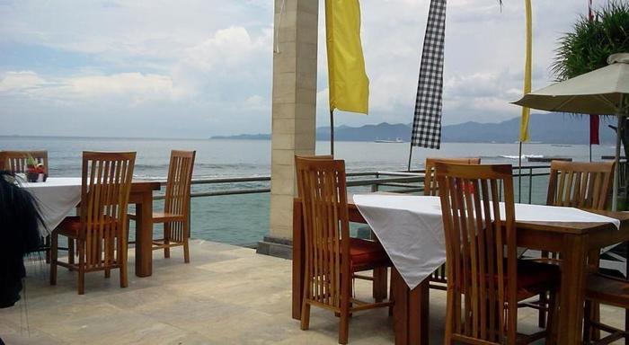 Bali Santi Bungalows Bali - Restoran