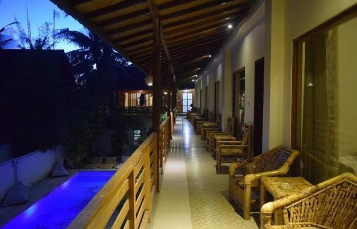 Panda Hostel Lombok - Interior