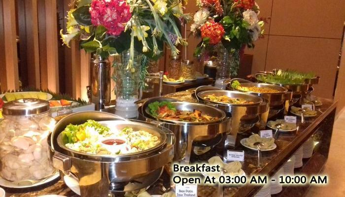 Orchardz Hotel Bandara Tangerang - Sarapan Prasmanan