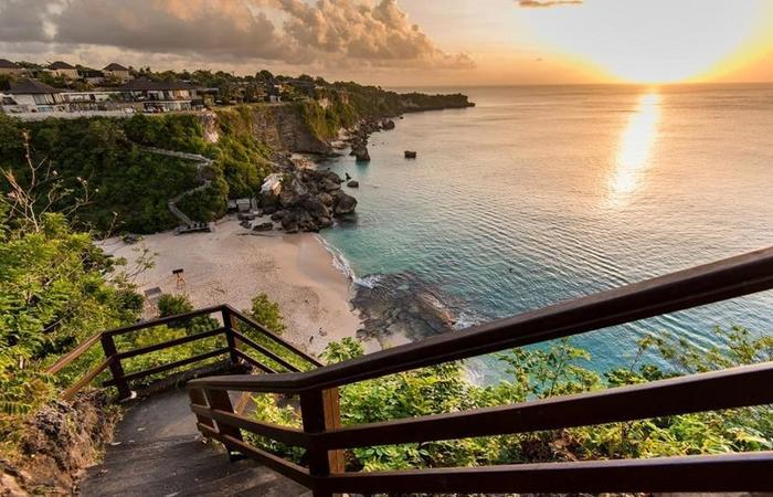 Ayana Residences Bougainvillea 3B Bali - Matahari terbenam