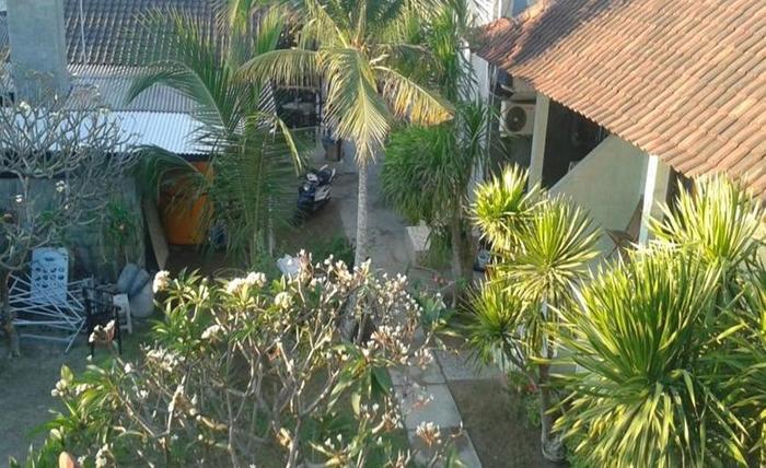 Wahyu Homestay 1 Bali - Eksterior