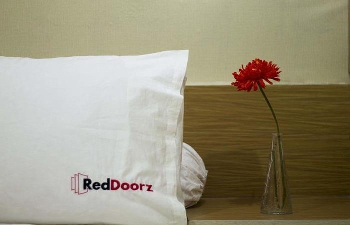RedDoorz @Kebon Kacang Jakarta - Kamar tamu