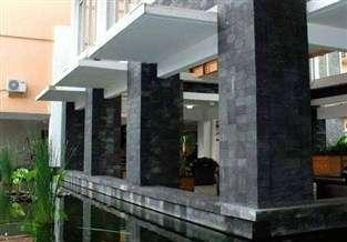 University Hotel Jogja - Tampilan
