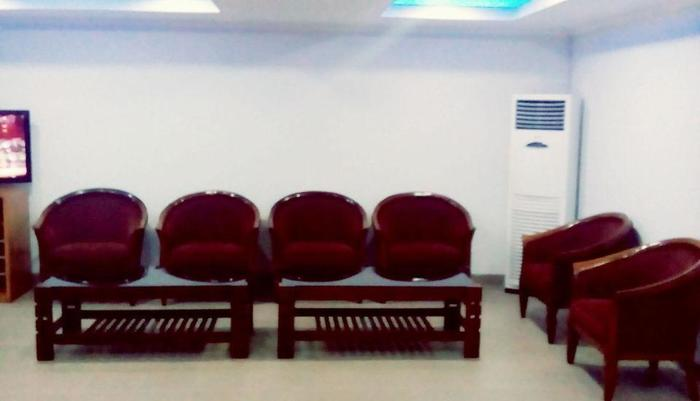 University Hotel Jogja - lobby