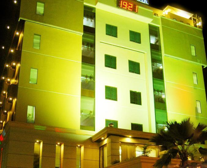 Hotel Grand Victoria Samarinda - View