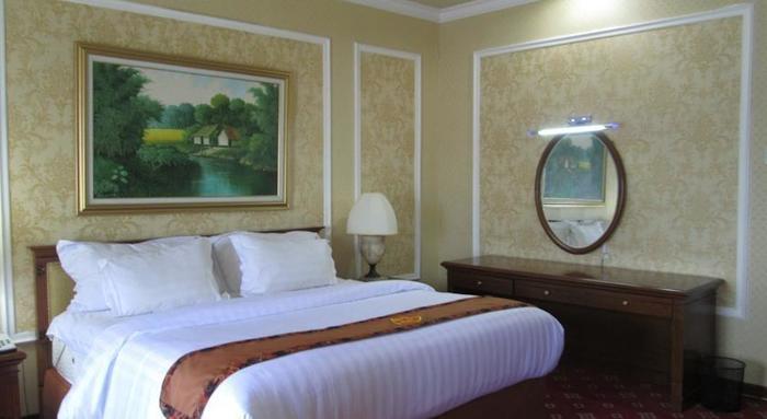 Hotel Grand Victoria Samarinda - Kamar