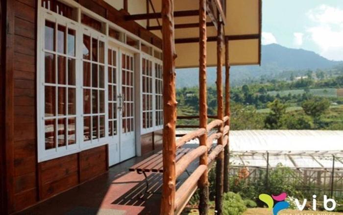 Villa Sand Lili Istana Bunga - Lembang Bandung Bandung - Eksterior