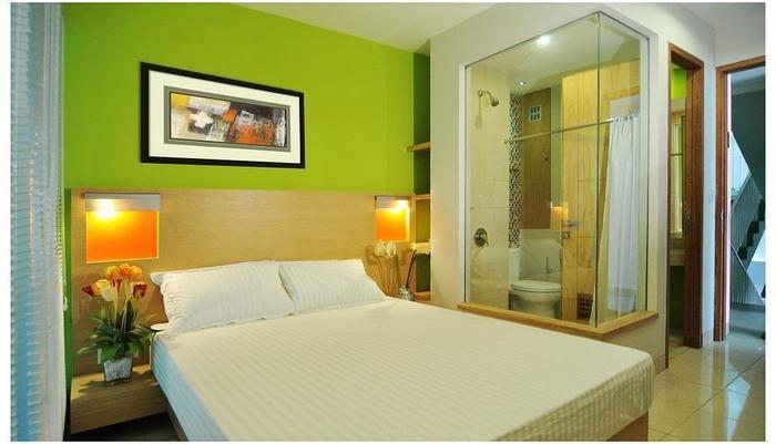 LeGreen Suite 2 Pejompongan - Kamar tidur