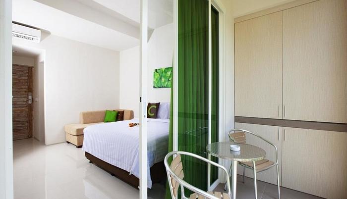 Cozy Stay Bali -  Balkon