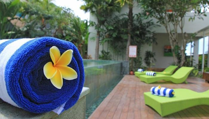 Cozy Stay Bali - Handuk renang